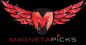 Magneta Guitar Picks
